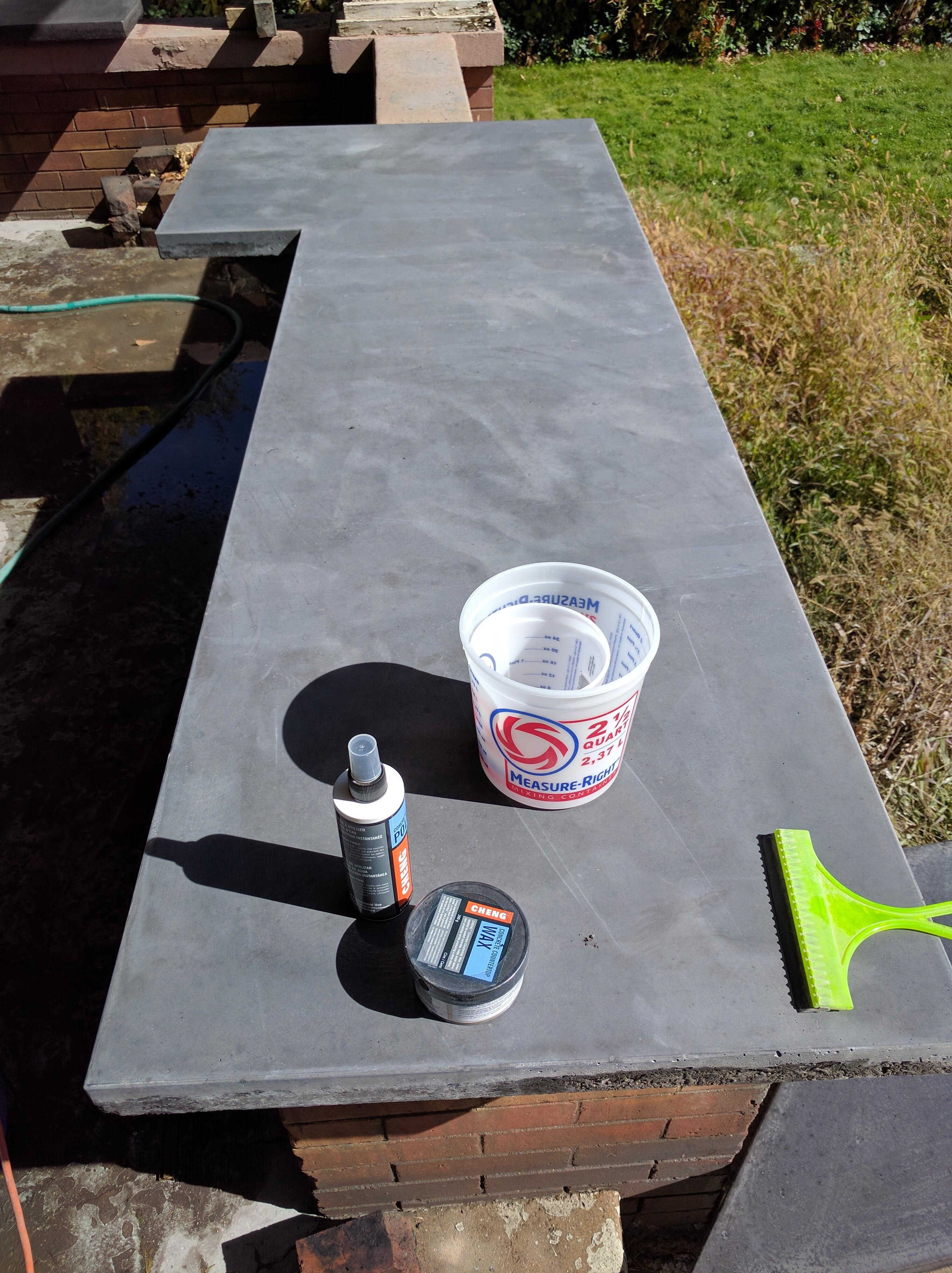 DDHRanch Concrete Countertops