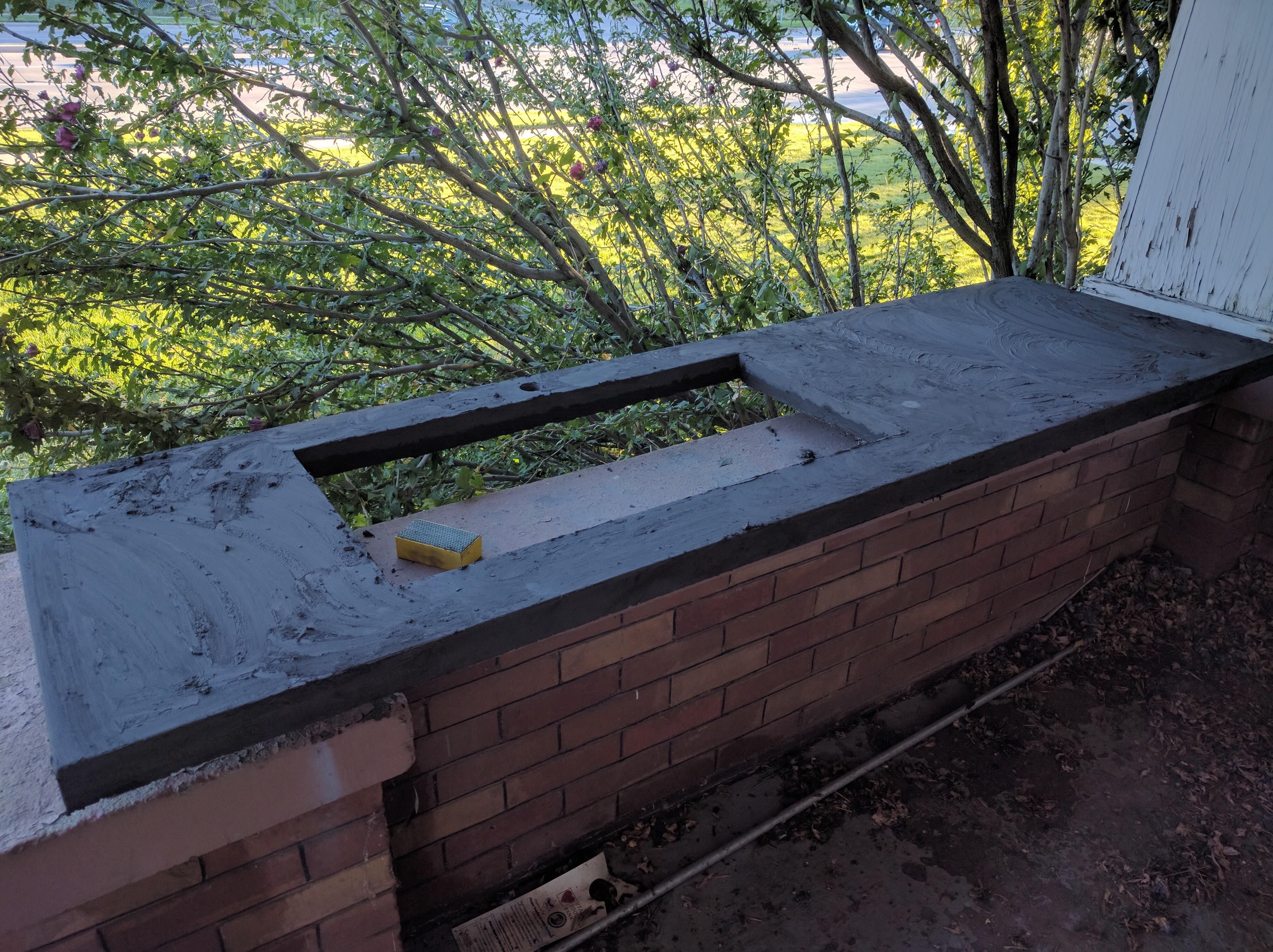 DDH Ranch Concrete Countertops