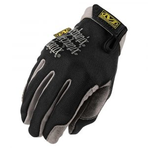 leather gloves for working with pole barn siding